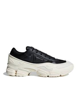 Adidas X Raf Simons Ozweego (Black/White) by Dover Street Market