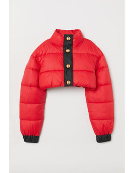 Cropped Padded Jacket by H&M