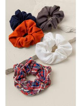 Meghan Scrunchie Set by Francesca's