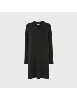 Zurie Moss Merino Wool Dress by L.K.Bennett