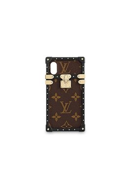 Eye Trunk For I Phone X & Xs by Louis Vuitton