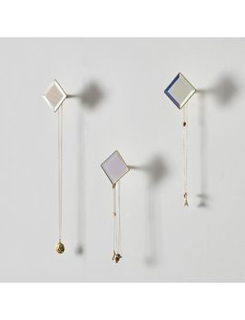 Iridescent Jewelry Hooks by P Bteen