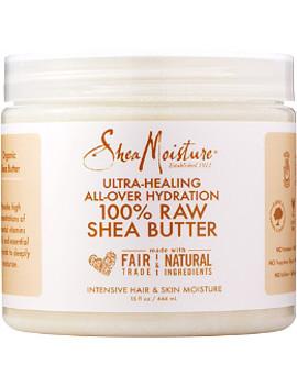 100 Percents Raw Shea Butter by Shea Moisture