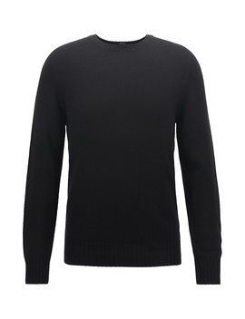 Cashmere Sweater With Seam Free Design by Boss