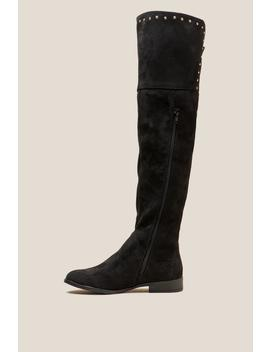 Xoxo Travis Over The Knee Boot by Francesca's