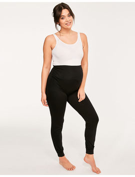Maternity Over The Bump Legging by Figleaves