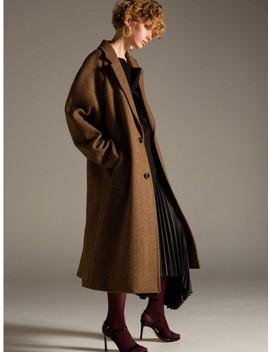 [Unisex] Miguel Raglan Coat Awa178 U by Andersson Bell