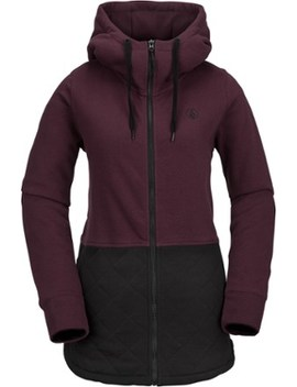 Volcom   Winrose Fleece Jacket   Women's by Rei