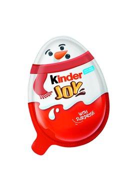 Kinder Joy Christmas Surprise Egg 20g Kinder Joy Christmas Surprise Egg 20g by Wilko