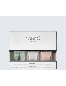 The Kale Way by Nails Inc