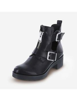 Women's Rowdy Moto Bootie by Learn About The Brand Brash