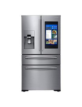 Samsung Rf22 Npedbsr/Aa  4 Door French Door Refrigerator W/ Family Hub™   Stainless Steel Samsung Rf22 Npedbsr/Aa  4 Door French Door Refrigerator W/ Family Hub™   Stainless Steel by Sears