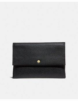 Envelope Pouch by Coach