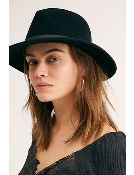 Charleston Felt Hat by Free People