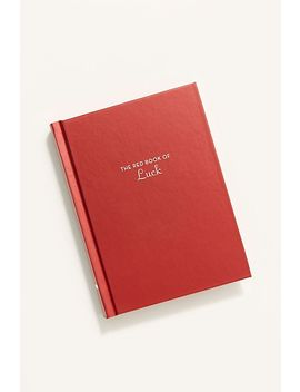 Red Book Of Luck by Free People