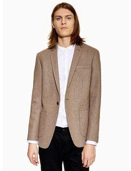 Warm Handle Skinny Blazer by Topman