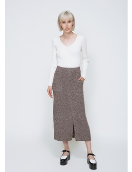 A Line Skirt by Tomorrowland