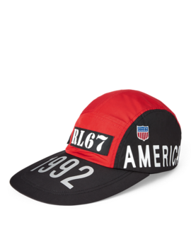 Long Bill Stadium Cap by Ralph Lauren