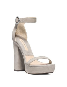Adelina Suede Sandal by Michael Kors Collection