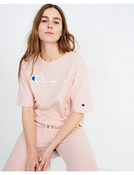Champion® Maxi Cropped Tee by Madewell