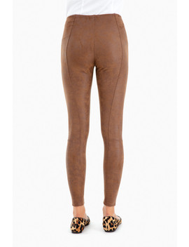 Buffed Suede Legging by Lysse