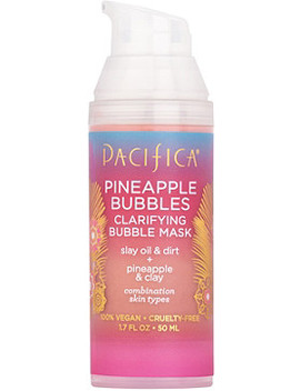 Pineapple Bubbles Clarifying Bubble Mask by Pacifica