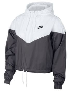 Nike Heritage Half Zip Jacket   Women's by Nike