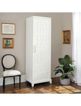 Valene Single Door Cabinet by Ballard Designs