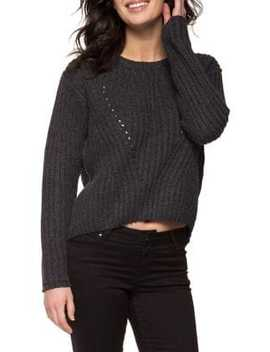 Classic Long Sleeve Sweater by Dex