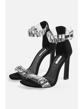 **Wide Fit Rogue Sandals by Topshop