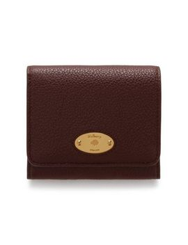 Mulberry Plaque Small French Purse by Mulberry