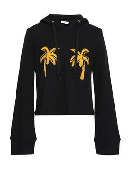 Valerie Embroidered French Cotton Terry Hoodie by A.L.C.