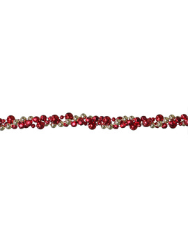 Holiday Living Indoor 8 Ft Beaded Garland by Lowe's