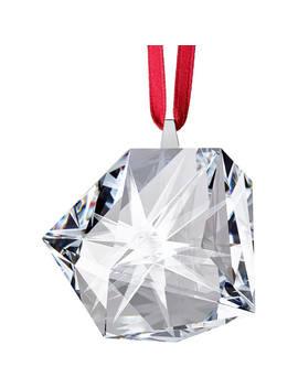 Daniel Libeskind Frosted Star Ornament by Swarovski