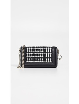Reese Park Fabric Franny Wallet On A Chain by Kate Spade New York