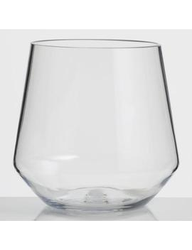 Napa Tritan™ Stemless Wine Glasses Set Of 6 by World Market