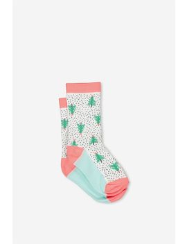 Fashion Kooky Socks by Cotton On