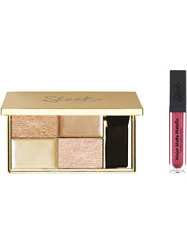 Online Only Totally Lit Gift Set by Sleek Make Up