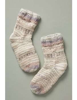 Cottage Boot Socks by Lemon