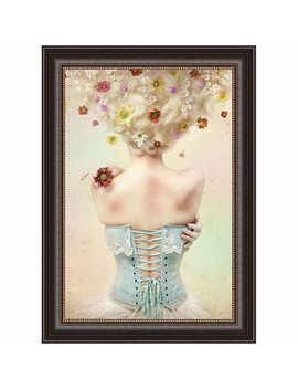 """""""Paradise"""" Framed Print By Kiyo Murakami by Costco"""