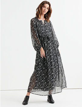 Floral Printed Maxi by Lucky Brand
