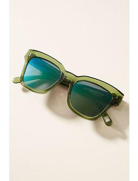 Chimi 005 Square Cat Eye Sunglasses by Chimi