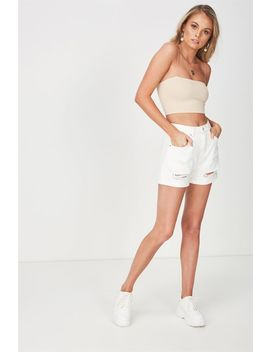 Luxe Elastic Strap Crop by Cotton On