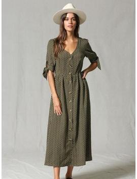 Neeko Ana Maria Dress   Polka Dot by Garmentory