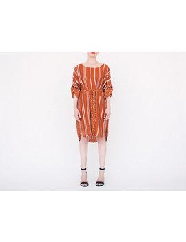 Stine Goya Karina Dress   Dots & Stripes by Garmentory