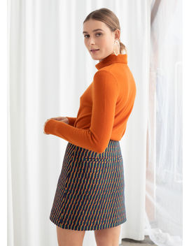 Fitted Cashmere Turtleneck by & Other Stories