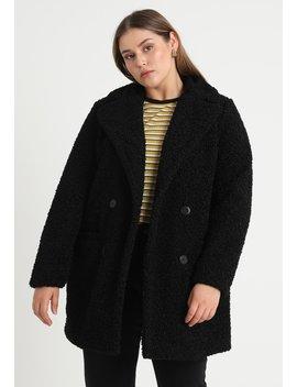 Teddy Coat   Płaszcz Zimowy by Simply Be
