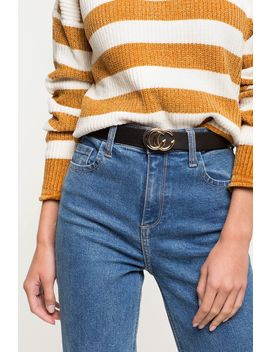 C The Dream Jean Belt by A'gaci
