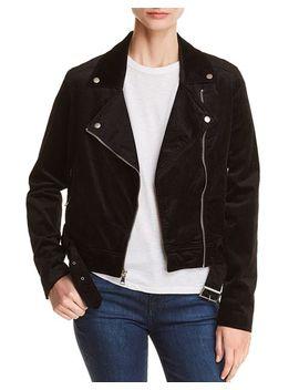Shanna Corduroy Velvet Jacket   100 Percents Exclusive by Paige