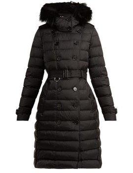 Dalmerton Padded Down Filled Coat by Burberry